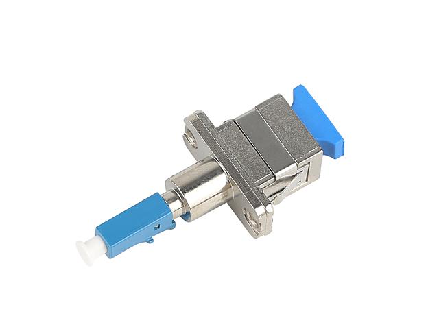 อุปกรณ์เเปลงหัวไฟเบอร์ออฟติกแบบ SC เป็น LC (SC To LC)