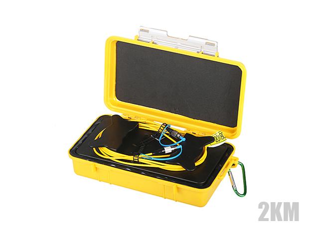 สายดัมมี่ไฟเบอร์ออฟติก SINGLE MODE หัว FC/UPC (2KM)