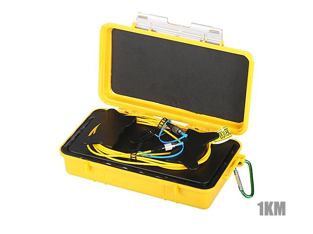 สายดัมมี่ไฟเบอร์ออฟติก SINGLE MODE หัว FC/UPC (1KM)