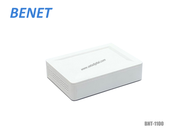 EPON ONU ROUTER 1 PORT GIGABIT BENET รุ่น BNT-1100
