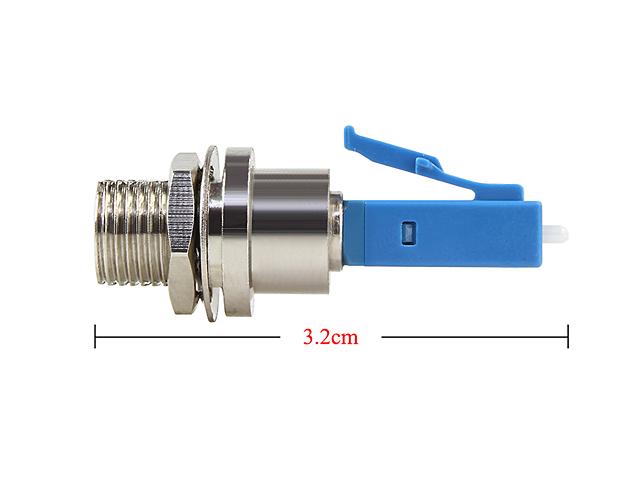 อุปกรณ์เเปลงหัวไฟเบอร์ออฟติกแบบ FC เป็น LC (FC To LC)