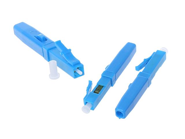 หัวไฟเบอร์ออฟติก LC/UPC FAST CONNECTOR
