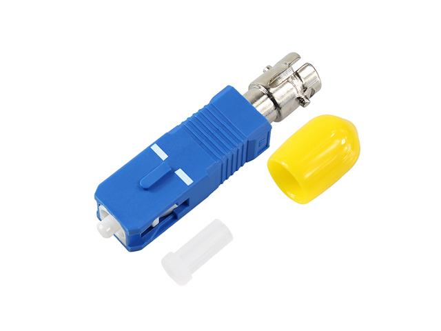 อุปกรณ์เเปลงหัวไฟเบอร์ออฟติกแบบ ST เป็น SC (ST To SC)