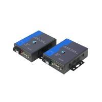 RS232 DB9 Female To Fiber Optic Modem