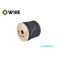 สายไฟเบอร์ออฟติก Owire 6 Core ม้วน 500 เมตร มีสลิง