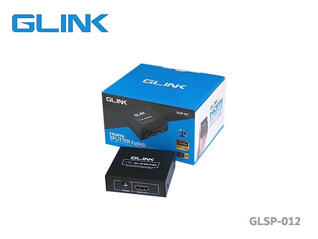 Active Hdmi Splitter 1X2 Glink รุ่น GLSP-012 เวอร์ชั่น 1.4