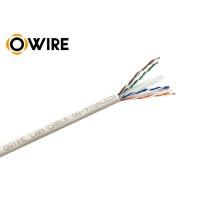 สายแลน CaT6 OWIRE รุ่น OW-9106LSZH / 23 AWG / LSZH (แบ่งขาย)
