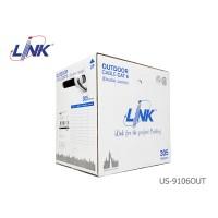 สายแลน Cat6 Link รุ่น US-9106OUT (305M)