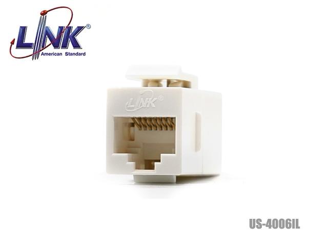 Connector Rj45 Cat6 Link รุ่น US-4006IL