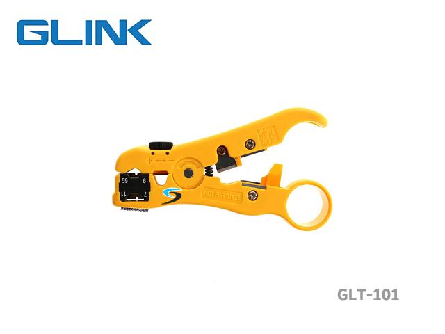 คีมปอกสายแลน สายกล้องวงจรปิด Glink รุ่น GLT-101