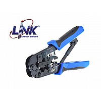 คีมย้ำหัวแลน+หัวโทรศัพท์ LINK รุ่น TL-1103R