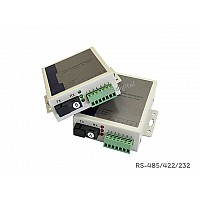 CONTROL RS485/422/232 FIBER OPTIC CONVERTER