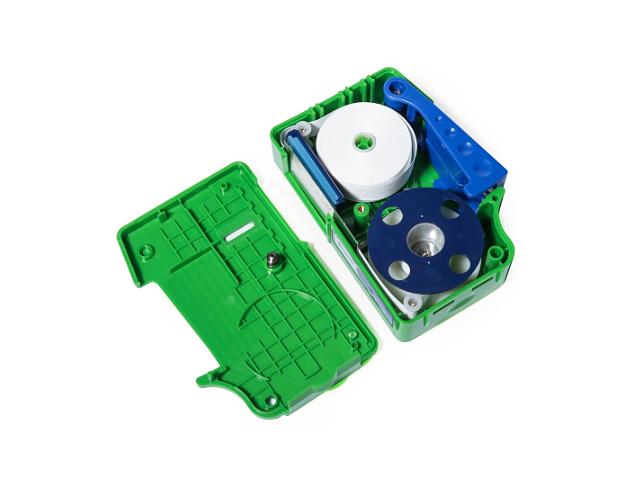 เครื่องมือทำความสะอาดหัวไฟเบอร์ออฟติกแบบเทป (Clean Tape Fiber)