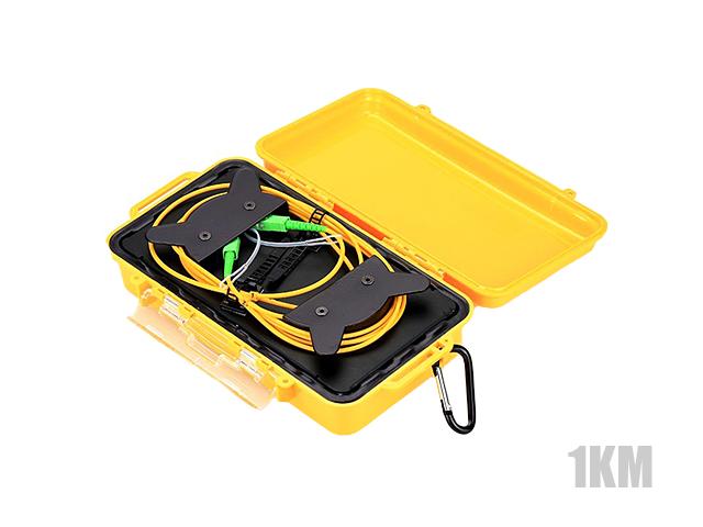 สายดัมมี่ไฟเบอร์ออฟติก SINGLE MODE หัว SC/APC (1KM)