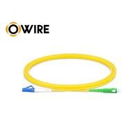 Patch Cord Fiber 9/125 Owire SM-SX SC/APC-LC/UPC (3 เมตร)