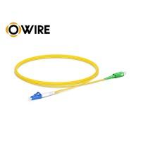 Patch Cord Fiber 9/125 Owire SM-SX SC/APC-LC/UPC (1 เมตร)