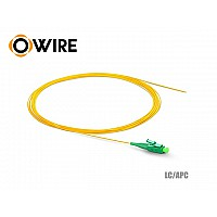 PIGTAIL 1 CORE OWIRE LC/APC 0.9MM (1.5 เมตร)