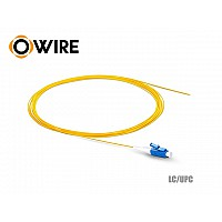 PIGTAIL 1 CORE OWIRE LC/UPC 0.9MM (1.5 เมตร)