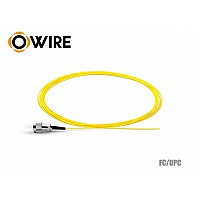 PIGTAIL 1 CORE OWIRE FC/UPC 0.9MM (1.5 เมตร)