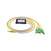 SPLITTER FIBER OPTIC FC/APC 1X8