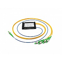 Splitter Fiber Optic FC/APC 1X4
