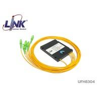 PLC Splitter 1X4 SC/APC LINK ABS Type