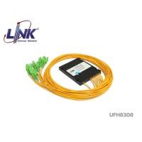 Module TYPE Plc Splitter 1*8 SC/APC Link รุ่น UFH8308