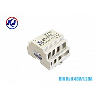 INDUSTRIAL POWER SUPPLY DIN RAIL 48V/1.25A กำลังไฟ 60W