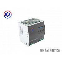 INDUSTRIAL POWER SUPPLY DIN RAIL 48V/10A กำลังไฟ 480W