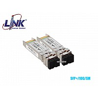 SFP+ MODULE SINGLE MODE LINK 10G LC 10KM 1310-DX