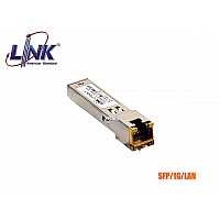 SFP MODULE TO LAN LINK GIGABIT RJ45 PORT