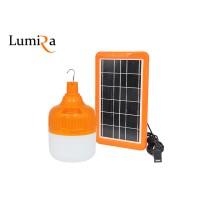 โคมไฟ LED Solar Cell 120W Lumira รุ่น LSC-021