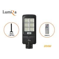 Solar Street Light LumiRa รุ่น LSC-024 200W
