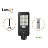 Solar Street Light LumiRa รุ่น LSC-024 300W
